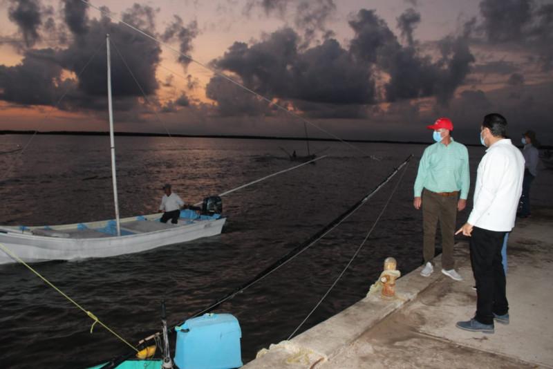 Panorama incierto en la temporada de captura de camarón en Sinaloa
