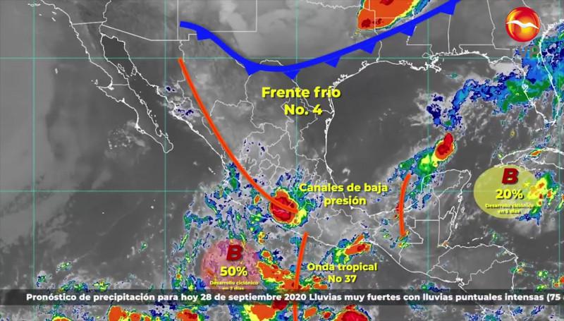 Continuarán altas temperaturas en Mazatlán durante el día