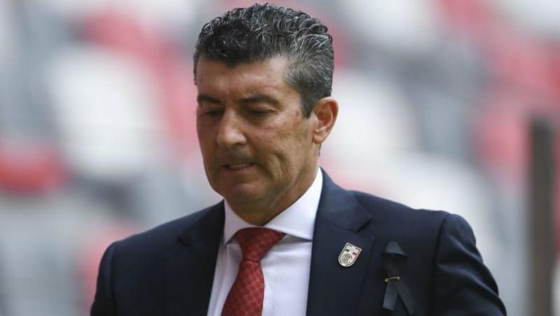¡Oficial! José Manuel de la Torre fue cesado de la dirección técnica del Toluca