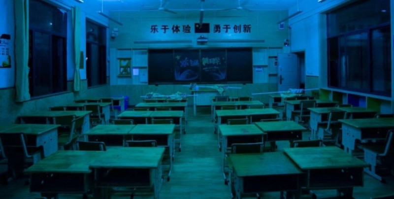 Maestra envenena a 25 de sus alumnos de kinder y la condenan a muerte
