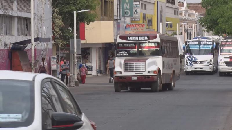 En proceso de recuperar empleos en Culiacán después de 3 meses que se activo el comercio