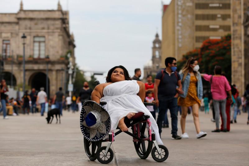 Miss Silla de Ruedas: concurso de belleza para mujeres con discapacidad