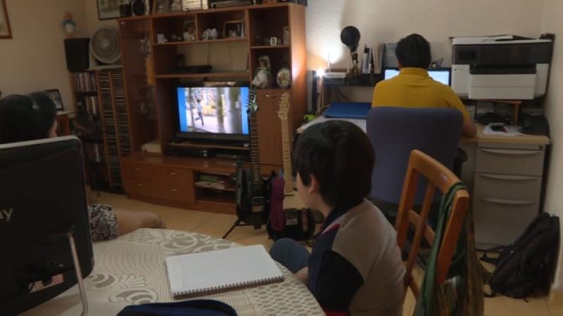 Sin conectividad a Internet el 75% de niños del área rural