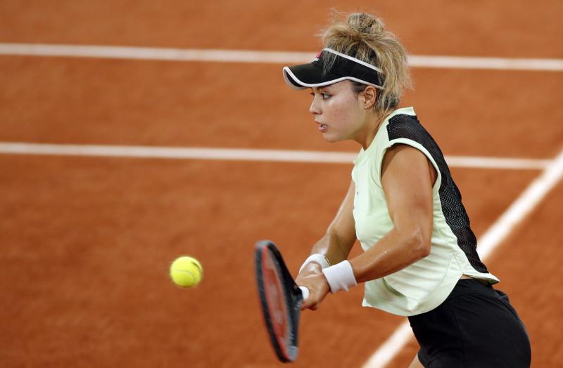 Es eliminada Renata Zarazúa de Roland Garros