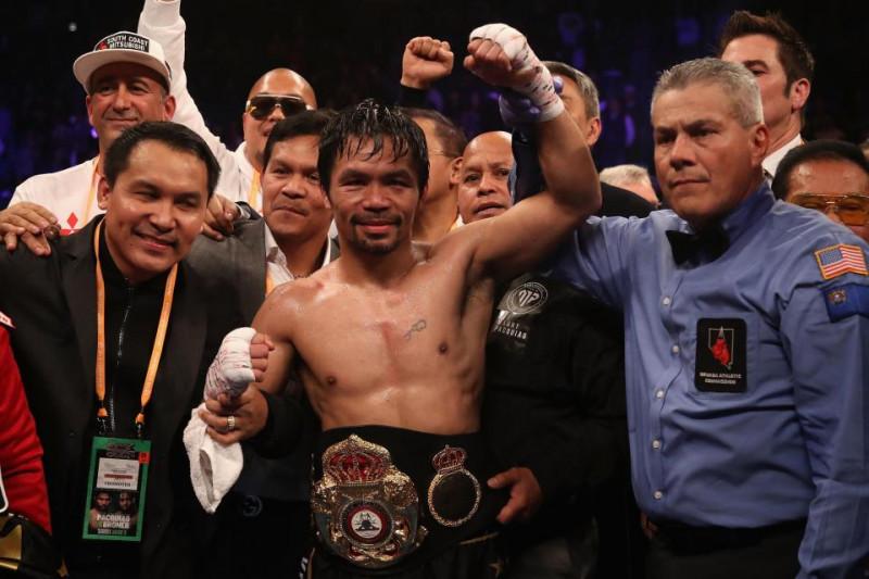 Manny Pacquiao enfrentará a  Conor McGregor