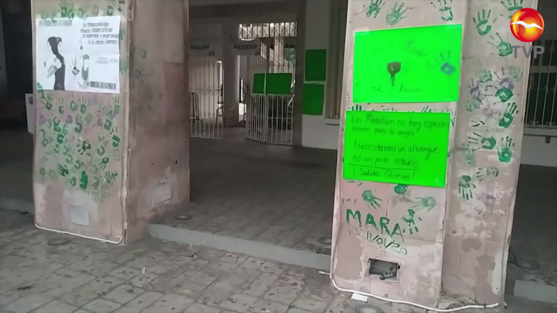 Alcalde de Mazatlán lamenta desmanes en infraestructura por parte de feministas