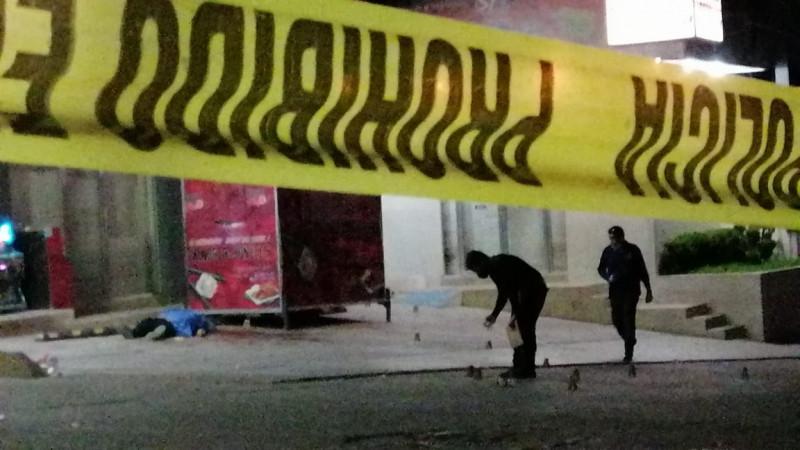 Asesinan a hombre en la Lázaro Cárdenas