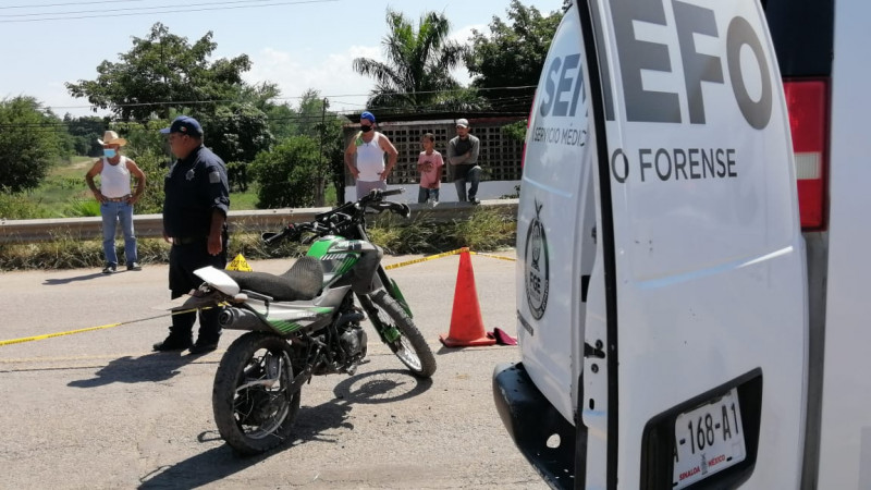Un muerto y un herido en accidente sobre la carretera Limón de los Ramos