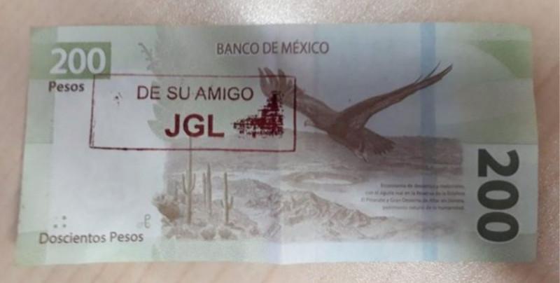 "¿Son válidos? Hay ""Chapo billetes"" circulando en Culiacán"