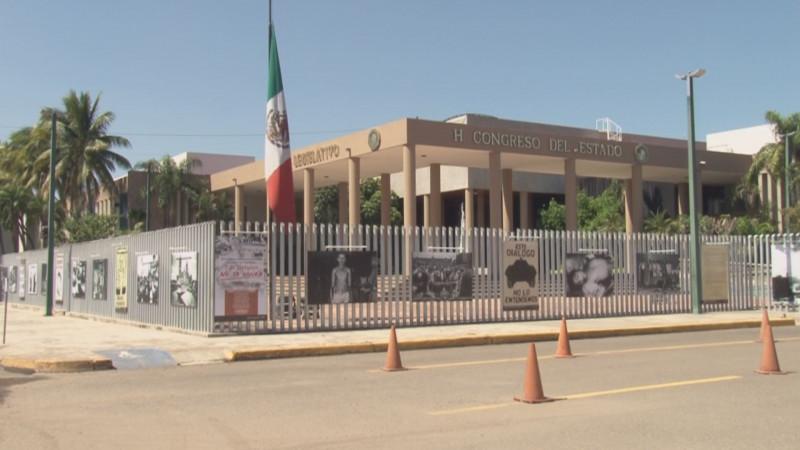 Congreso Instala muestra fotográfica en memoria de las víctimas de la matanza de Tlatelolco