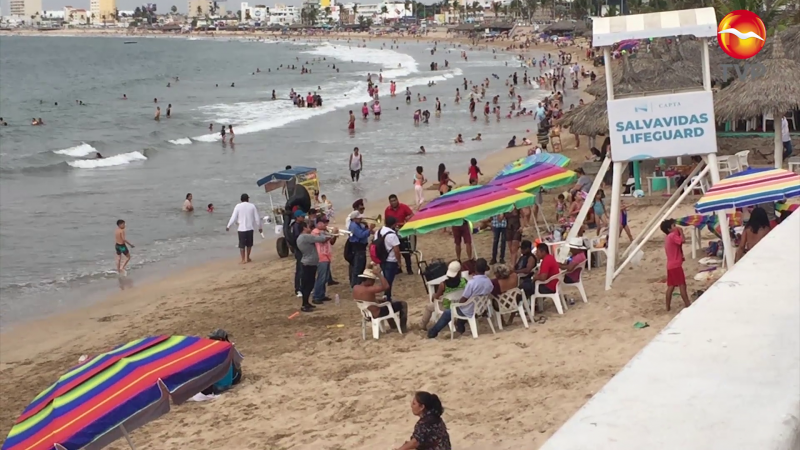 Prevé cierre de año exitoso en turismo para Mazatlán