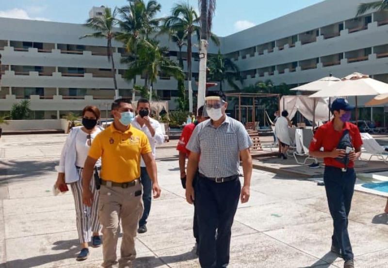 Llega la supervisión de PC a hoteles de Mazatlán