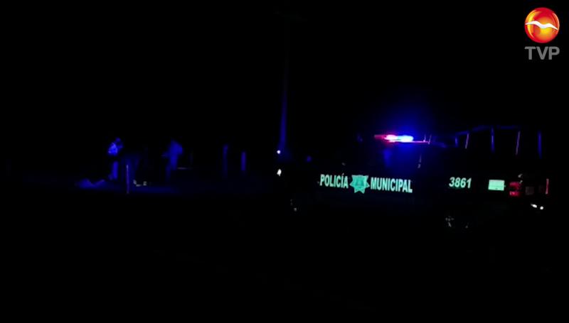 Tráiler atropella a peatón en Villa Unión