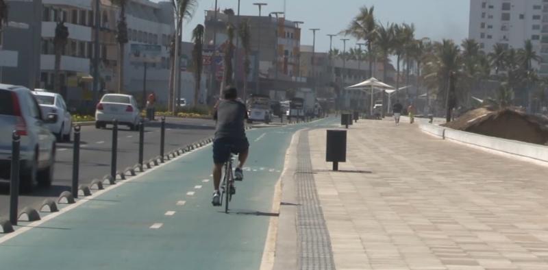 Anuncian más ciclovías para Mazatlán
