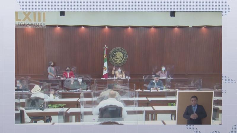 Voluntad de MORENA limitó el desarrollo de la 63 legislatura