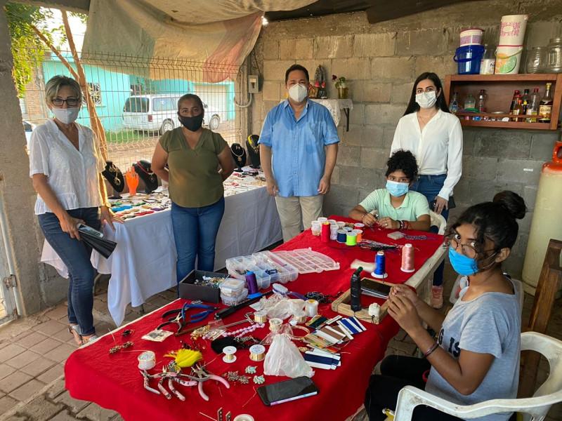 Pega la necesidad y resurge la solidaridad en colonias de Mazatlán:  Pucheta