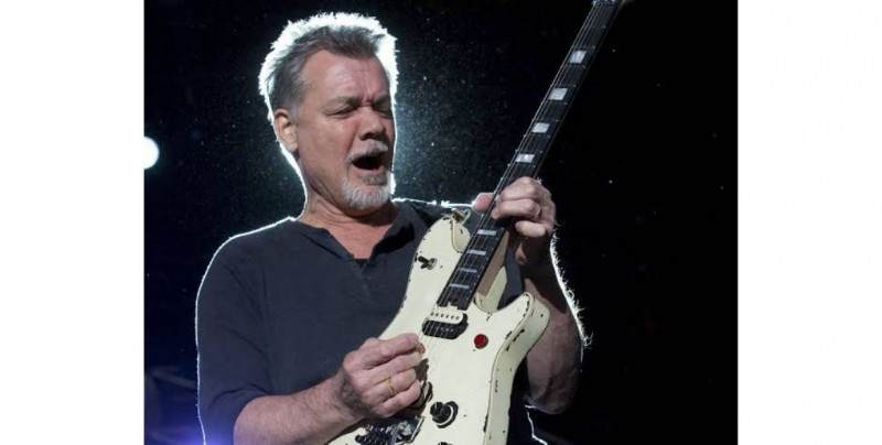 Muere la leyenda de rock Eddie Van Halen a los 65 años