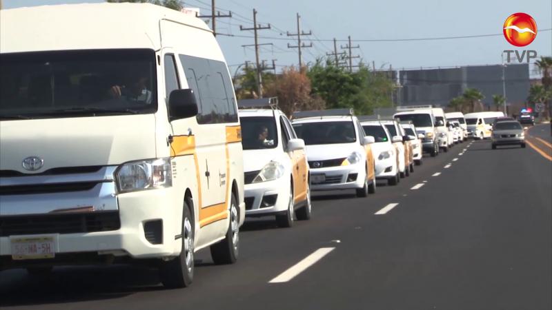 Aumenta demanda de transporte del Aeropuerto a la ciudad