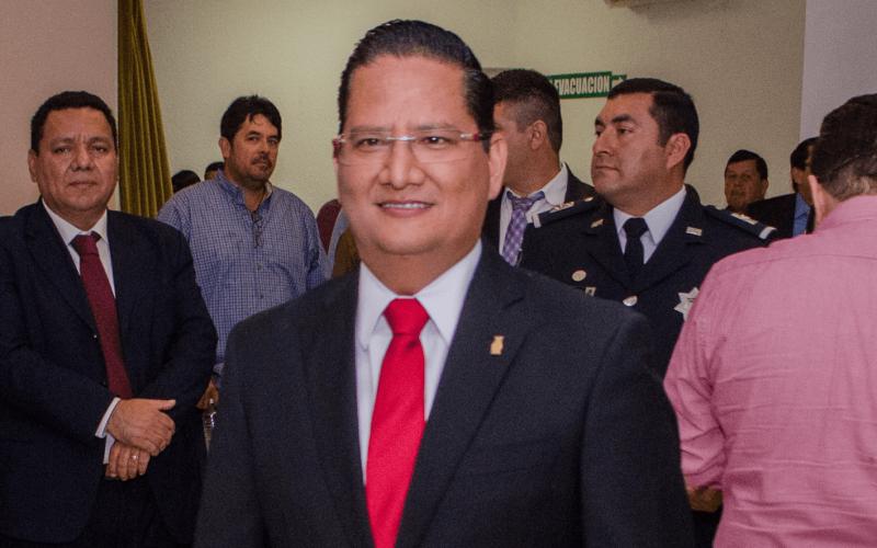 Muere el Alcalde de Salvador Alvarado Carlo Mario Ortíz