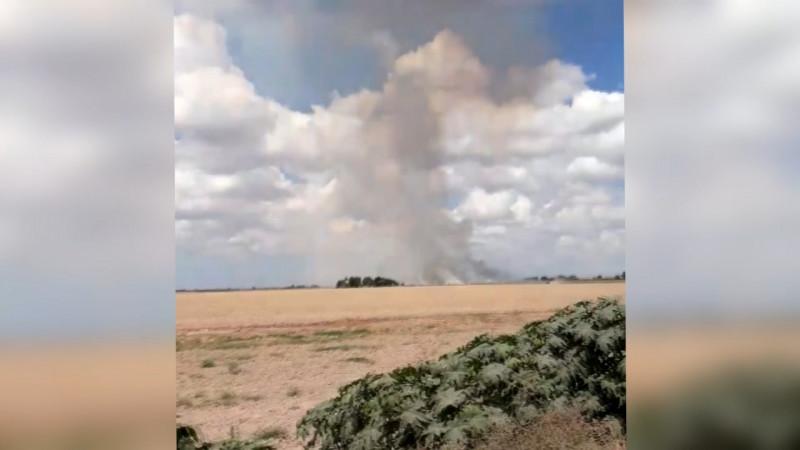 Necesario conciliar intereses en la quema de espárrago: Funcionario municipal