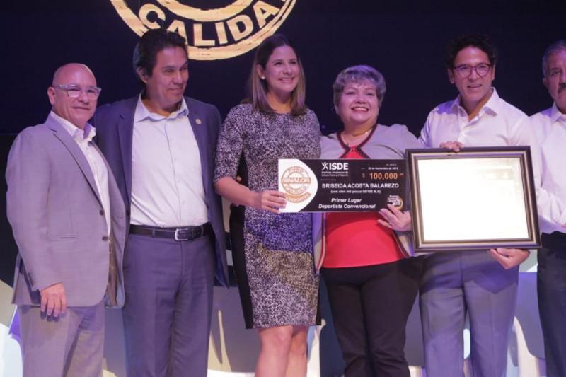 Lanzan convocatoria para el Premio Estatal del Deporte en Sinaloa