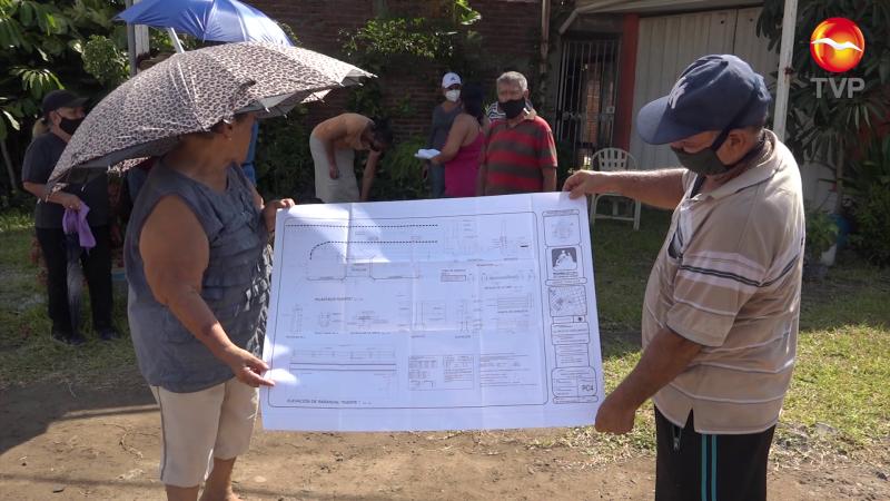 Temen inundaciones en Colonia Francisco Villa