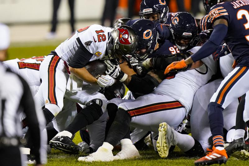 Los Bears  derrotan a Tom Brady