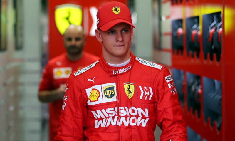 El debut en F1 del Mick Schumacher, tendrá que esperar