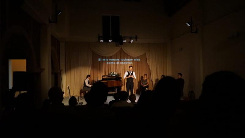 """Noche de """"Arias y música francesa"""" en Casa Haas"""