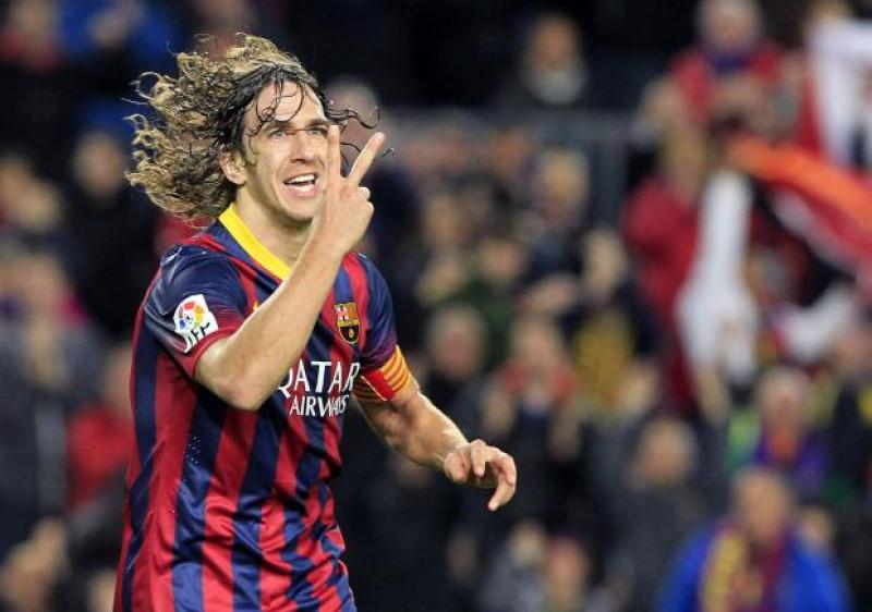 Carles Puyol quería jugar con AC Milan