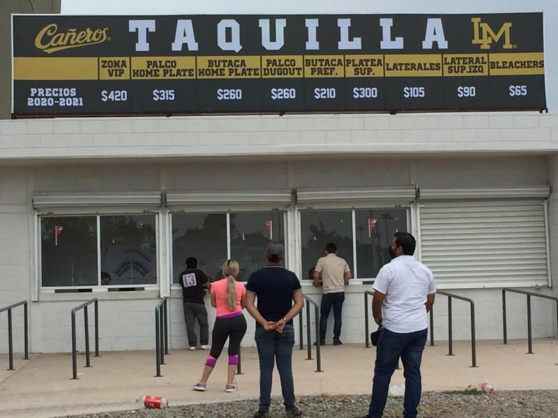 Abren taquillas del estadio EIA pese a cambio de semáforo Epidemiologíco