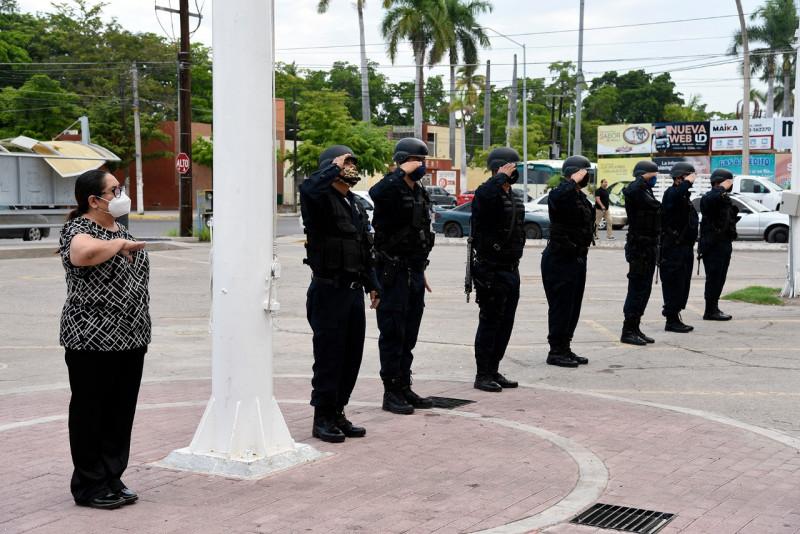 Celebran autoridades de Ahome Día de la Raza