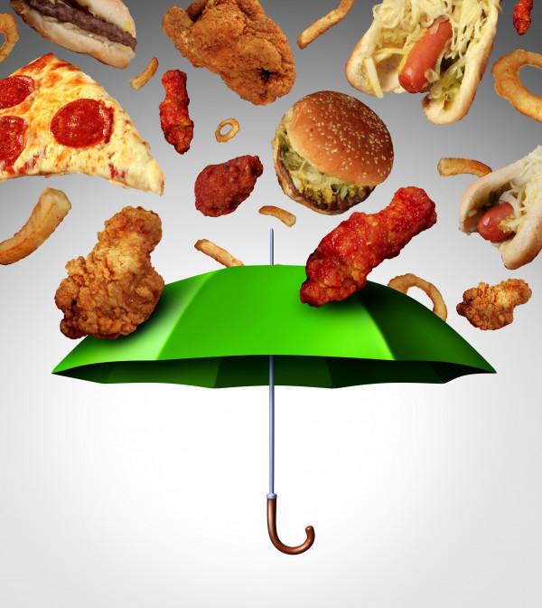 Alarma contra la contaminación de alimentos