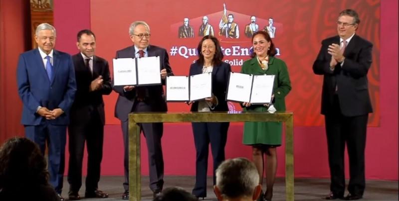 México empezará a recibir 140 millones de vacunas de Covid-19 de AstraZeneca, Pfizer y CanSino en diciembre