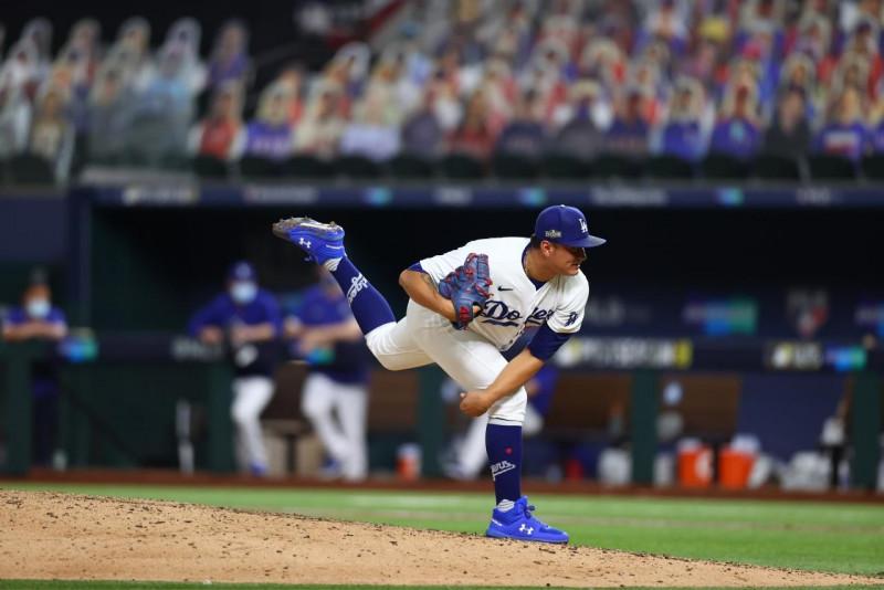 Victor González brilla con Dodgers