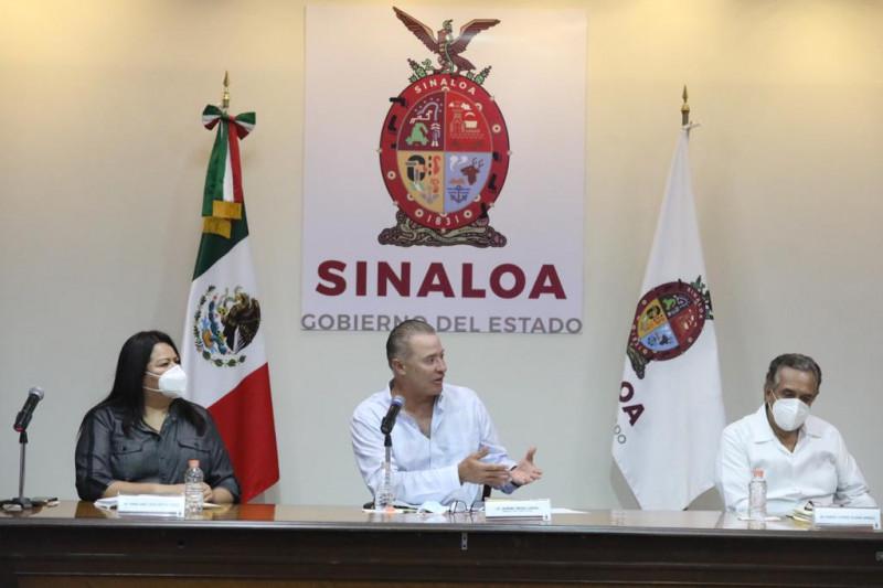 Diputados federales van por un presupuesto que beneficie a Sinaloa