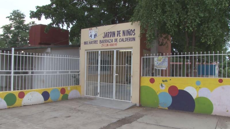 De nueva cuenta roban en el jardín de niños Ma. Haydee Barraza