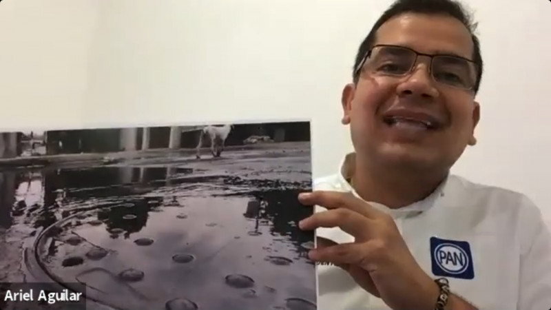 Ayuntamiento de Ahome tiene recursos para atender problema de drenaje