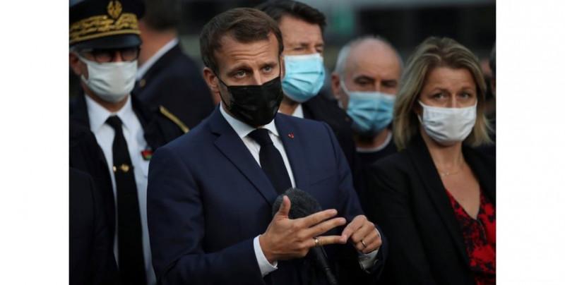 Francia anuncia regreso al estado de emergencia y habrá toque de queda en 9 ciudades