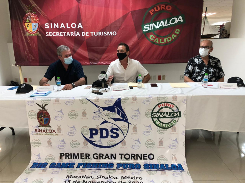 "Presentan el ""Big Game Fishing Puro Sinaloa"""