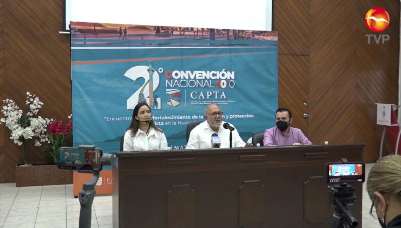 Este fin de semana la Convención de CAPTAS en Mazatlán
