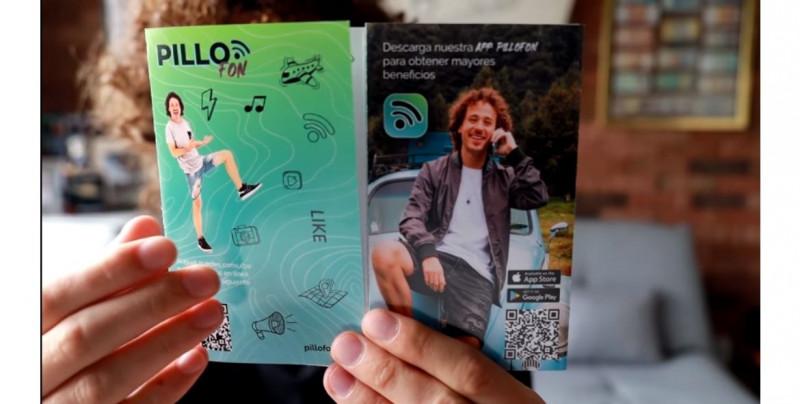 """""""El chido"""" y """"El Perro"""" son los planes de """"Pillofón"""", la nueva operadora que Luisito Comunica lanza al mercado"""