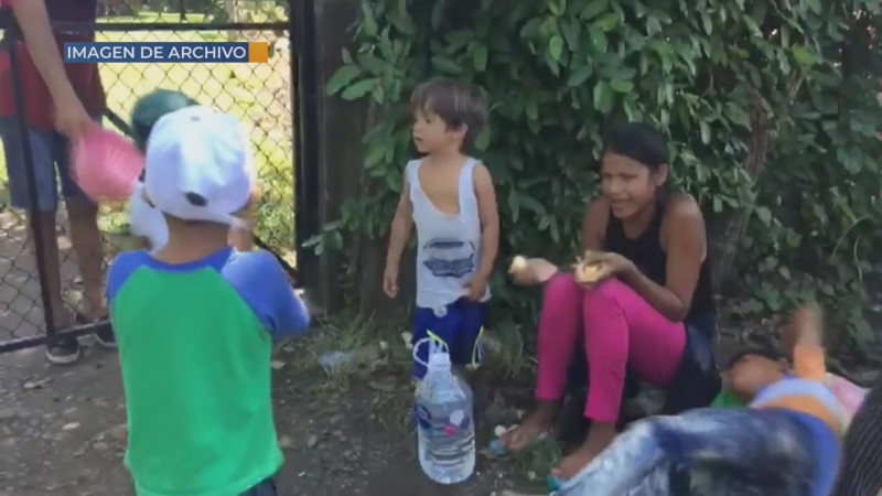 Niños migrantes no están accediendo a clases a distancia la pandemia empeoro sus condiciones educativas