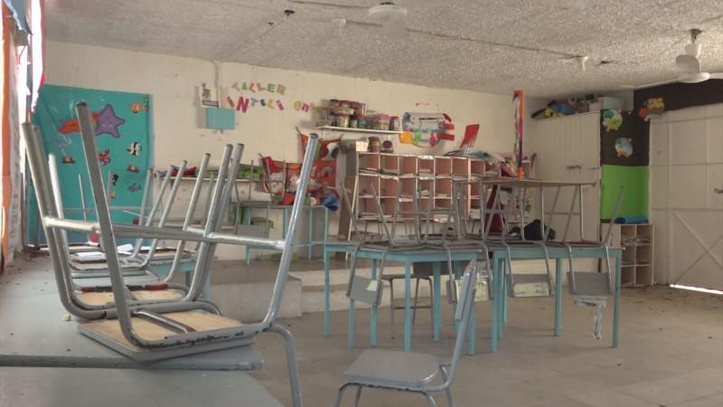 Exhortan a titular de la SEPyC a implementar acciones para en las robo de escuelas