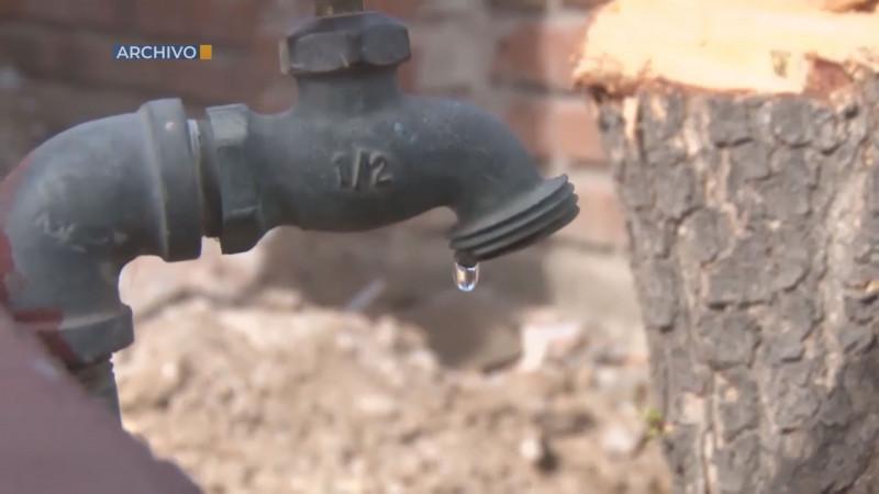 Anuncia JAPAC interrupción del servicio de agua en zona sur de Culiacán