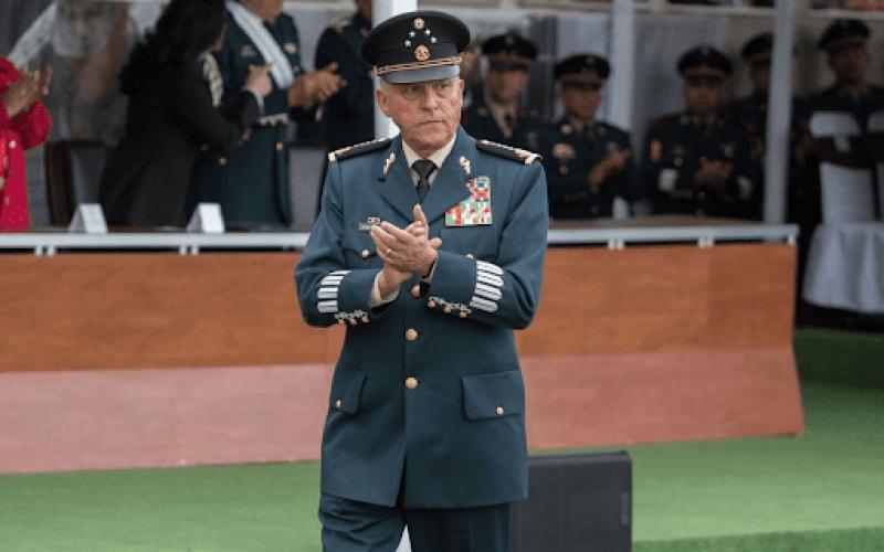 Detienen en Los Ángeles al ex Secretario de la Defensa Nacional de Peña Nieto