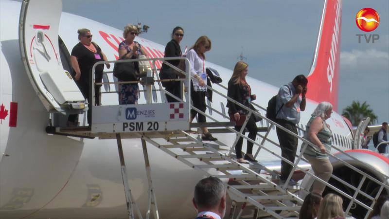 Se recupera el tráfico aéreo en Mazatlán