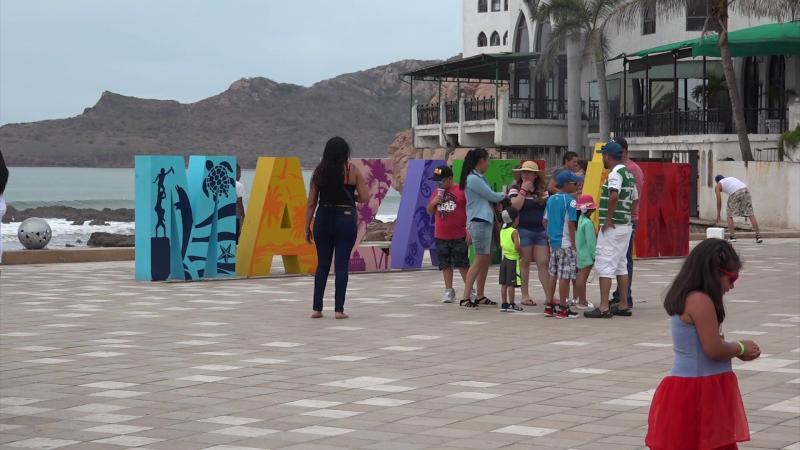 Buscan estrategia para guardar sana distancia en el Malecón