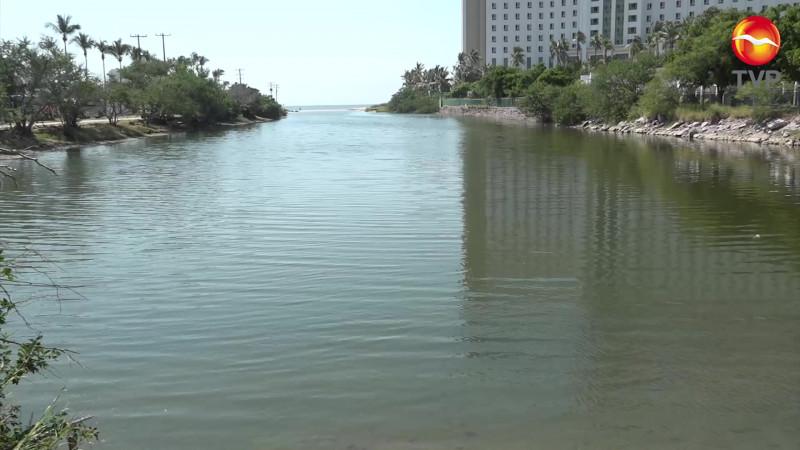 Terminan descargas de aguas negras en el Estero del Yugo