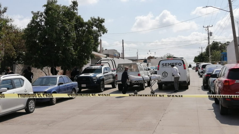 Asesinan a dos más en Culiacán